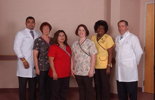 Staff and Chiropractic doctors of ChiroCarolina®