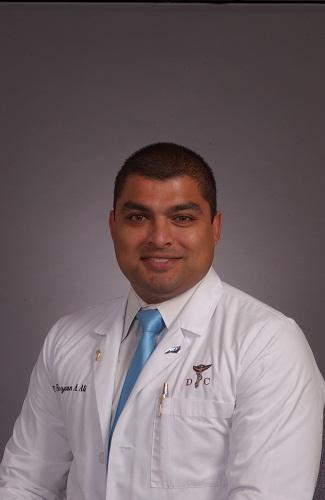 Dr.Ferzaan Ali of ChiroCarolina®