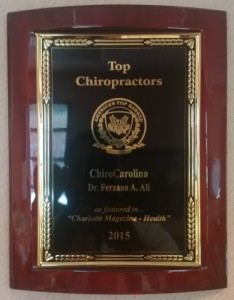 Best Charlotte Chiropractor / Top Charlotte Chiropractor.